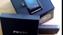 LG Prada KE850 review: lG Prada KE850 review