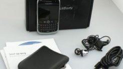 BlackBerry Curve 8900 review: blackBerry Curve 8900 review