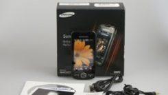 Samsung Jet S8000 review: samsung Jet S8000 review