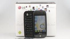 LG GW620 review: lG GW620 review