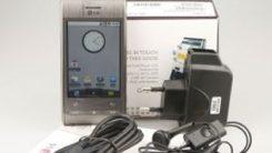 LG Optimus GT540 review: lG Optimus GT540 review