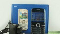 Nokia C3 review: nokia C3 review