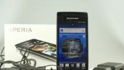 Sony Ericsson Xperia arc review: sony Ericsson Xperia arc review