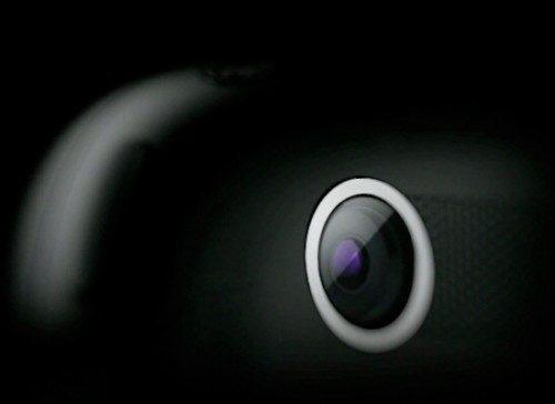 Palm teaser camera