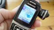 Samsung E630 review