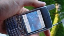 Palm Treo 600 review