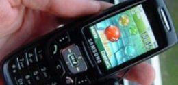 Samsung D500 review
