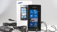 Samsung Omnia W i8350 review: samsung Omnia W i8350 review