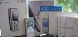 Sony Ericsson K700i review