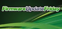 Firmware Update Friday - Week 50 2011