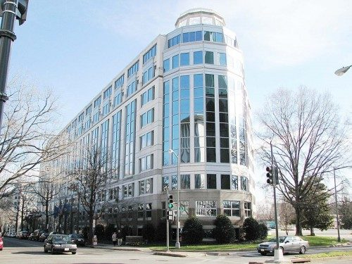 United States International Trade Commission in Washington DC