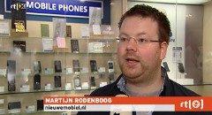 NieuweMobiel.NL geïnterviewd door RTL Nieuws over Nokia