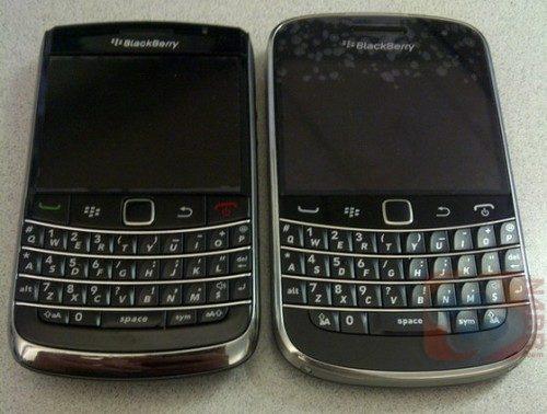 Rim blackberry bold touch montana dakota live 3