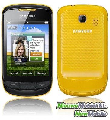 Corby ii yellow