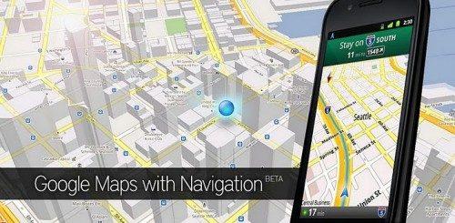 Update Google Maps voor Android lost batterijproblemen op