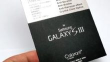 Screen Protector reveals size of Samsung Galaxy S3