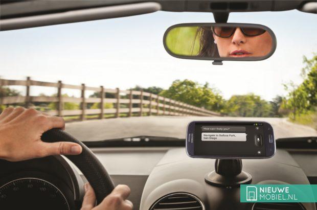Galaxy S iii car holder