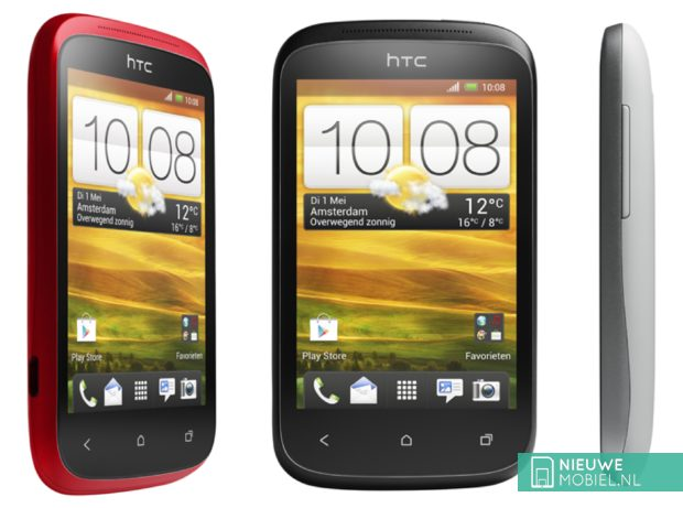 HTC Desire C overview