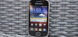 Samsung Galaxy mini 2 S6500 review