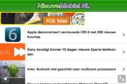 iOS6 fullscreen