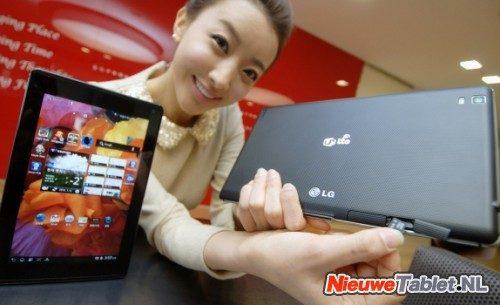 LG Optimus Pad LTE