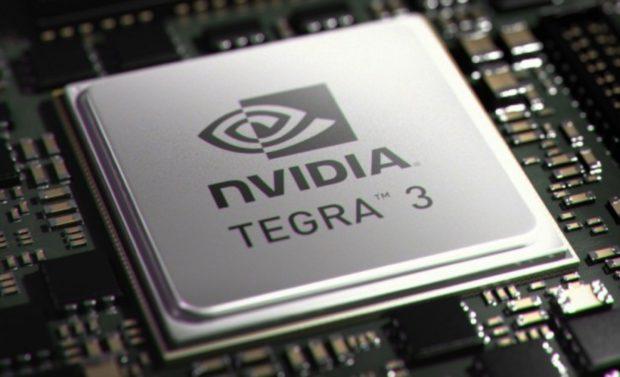 Nvidia Tegra 3 4 PLUS 1 processor
