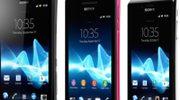 Sony vernieuwt gehele Xperia-lijn met Xperia T als nieuw vlaggenschip