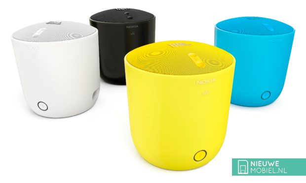JBL PlayUp Portable Wireless Speaker for Nokia