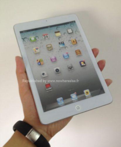 iPad mini front
