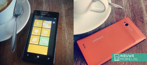 Alcatel One Touch Windows Phone 7.8