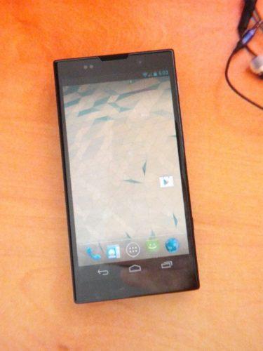 Sony Xperia Nexus X