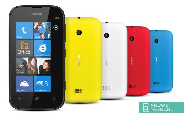 Nokia Lumia 510 colors