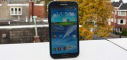 Samsung Galaxy Note II N7100 review