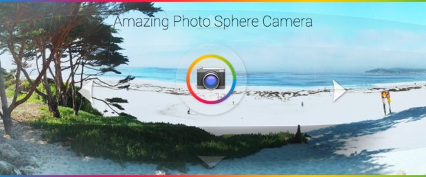 Photo Sphere camera