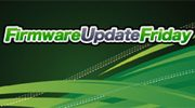 Firmware Update Friday - Week 44 2012