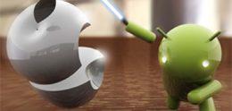 Apple heeft last van Android-tablets