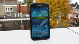 Samsung Galaxy Note II N7100 review