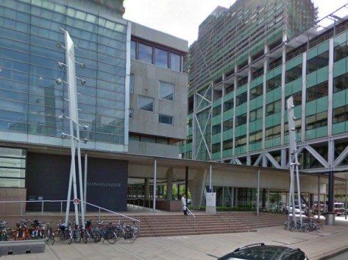 Justitie in Den Haag