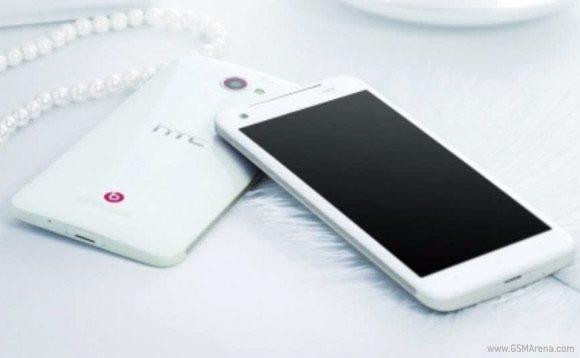 HTC Deluxe DLX white