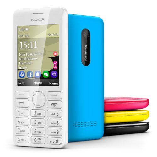 Nokia 206 combo