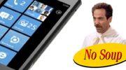 Geen Windows Phone 7.8 voor LG Optimus 7