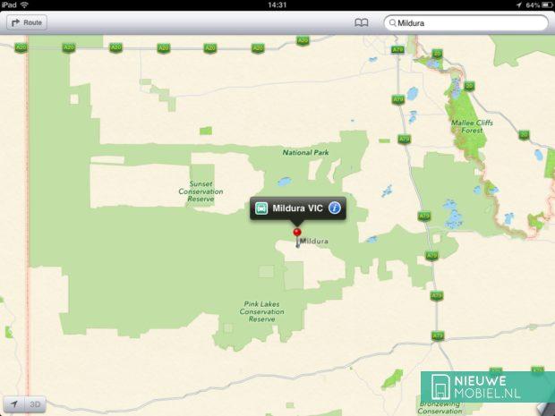 Apple Maps Fail