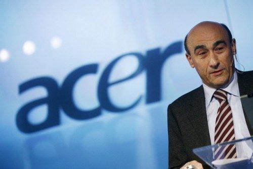 Acer klaagt voormalig CEO Gianfranco Lanci aan