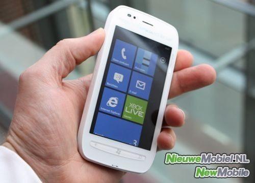 Nokia bevestigt problemen met Lumia 710