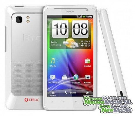 Velocity is HTC's first European LTE phone