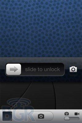 camera shortcut iOS 5.1