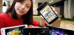 Optimus 3D Max: second 3D phone from LG