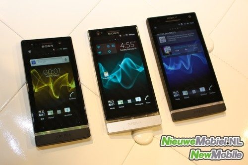 Sony Xperia NXT family