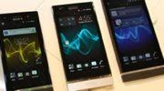 Sony Xperia P en Xperia U hands-on; de Xperia-familie compleet