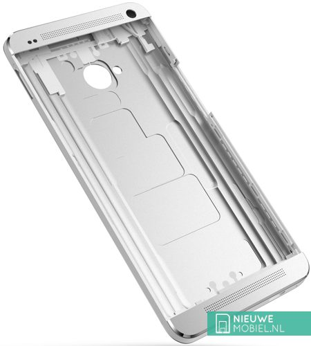 HTC One unibody